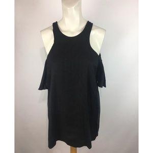 NWT Altard State Blouse cold shoulder Top